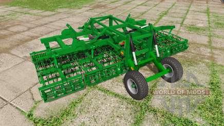 Laumetris KLG-7 pour Farming Simulator 2017