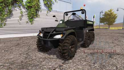 Polaris Sportsman Big Boss 6x6 für Farming Simulator 2013
