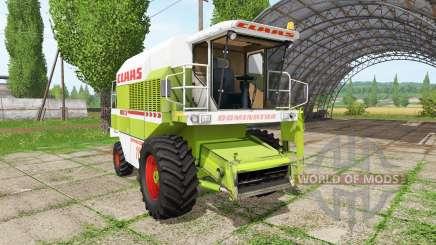 CLAAS Dominator 118 SL v1.1 für Farming Simulator 2017
