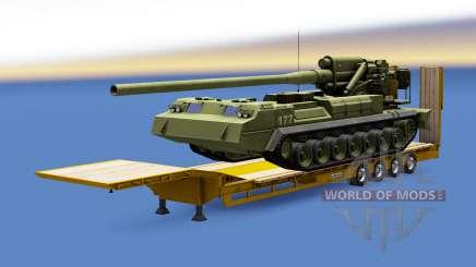 Military cargo pack v1.7.1 für Euro Truck Simulator 2