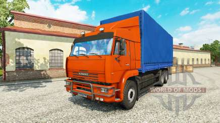 KamAZ 65117 v1.1 für Euro Truck Simulator 2