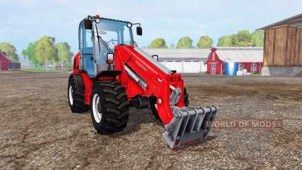 Weidemann 4270 CX 100T pour Farming Simulator 2015
