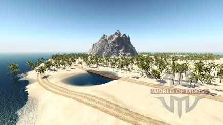 Baja track v3.0 für BeamNG Drive