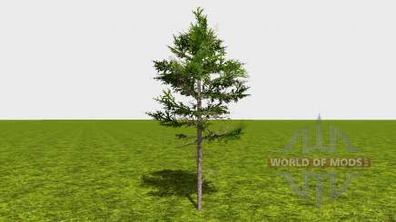 Forestry trees pour Farming Simulator 2015