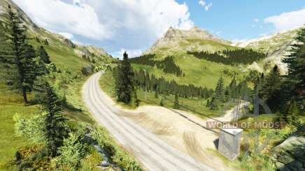 Altitude v1.5 für BeamNG Drive