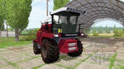 Palesse fs80 est pour Farming Simulator 2017