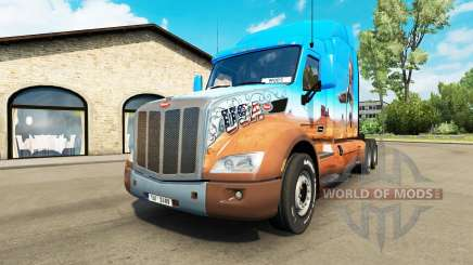 Peterbilt 579 v1.3 für Euro Truck Simulator 2