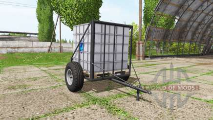 Water tank pour Farming Simulator 2017