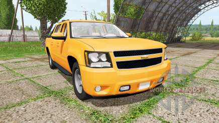 Chevrolet Avalanche (GMT900) für Farming Simulator 2017
