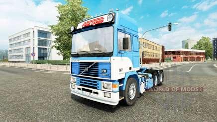 Volvo F16 Nor-Cargo v1.1 für Euro Truck Simulator 2