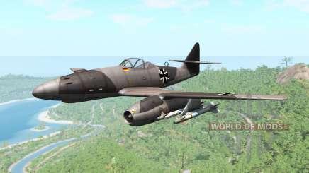 Messerschmitt Me.262 pour BeamNG Drive