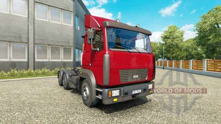 MAZ 6422М v1.1 pour Euro Truck Simulator 2