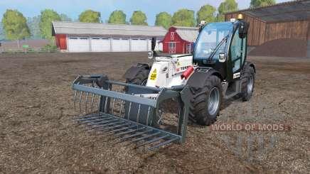 Terex teleheader pour Farming Simulator 2015