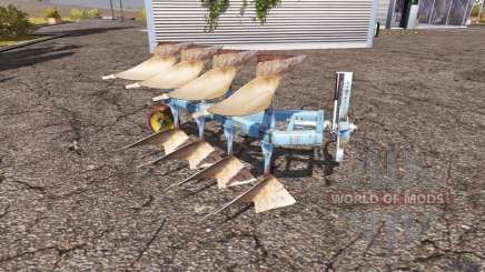 Overum plough pour Farming Simulator 2013