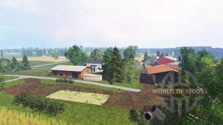Landschaft v1.1 pour Farming Simulator 2015