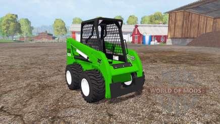 Bobcat S160 passion paysage pour Farming Simulator 2015