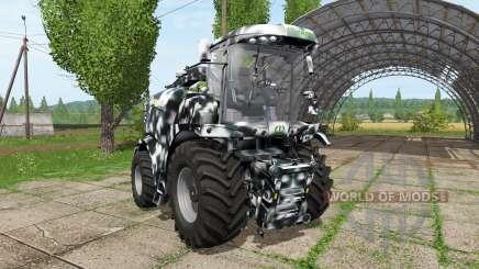 Krone BiG X 580 camo pour Farming Simulator 2017