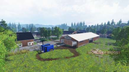 Keuschlingen pour Farming Simulator 2015