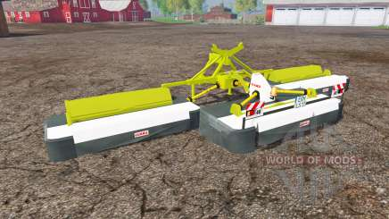 CLAAS Disco Duo pour Farming Simulator 2015