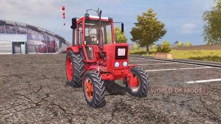 MTZ 82 belarussischen für Farming Simulator 2013