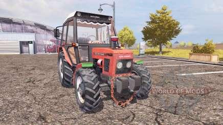 Zetor 7245 pour Farming Simulator 2013