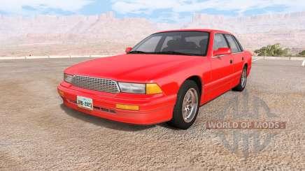 Gavril Grand Marshall road cruiser v1.0.1 pour BeamNG Drive