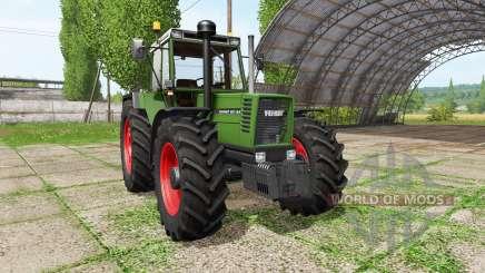 Fendt Favorit 612 LSA Turbomatik E v0.9 pour Farming Simulator 2017