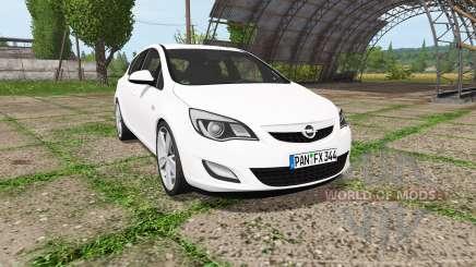 Opel Astra (J) pour Farming Simulator 2017