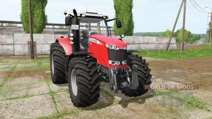 Massey Ferguson 7726 pour Farming Simulator 2017