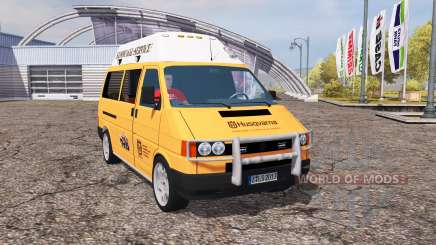 Volkswagen Transporter (T4) service pour Farming Simulator 2013