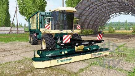 Krone BiG L 500 Prototype v1.0.0.1 pour Farming Simulator 2017