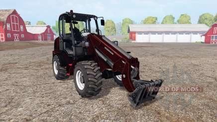 Weidemann 4270 CX 100T v1.1 pour Farming Simulator 2015