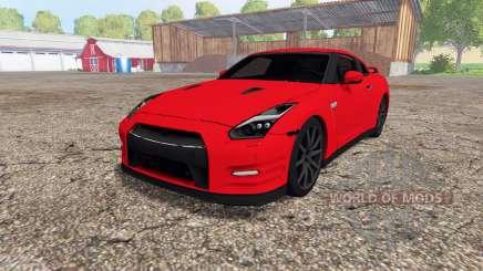Nissan GT-R (R35) für Farming Simulator 2015