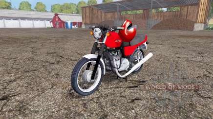 Jawa 350 für Farming Simulator 2015