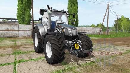 New Holland T6.120 v1.2 für Farming Simulator 2017