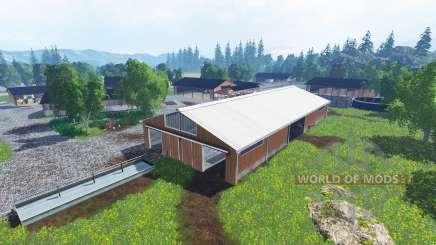 Keuschlingen v2.0 pour Farming Simulator 2015