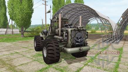 Battle traktor v1.1 pour Farming Simulator 2017
