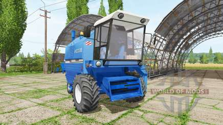 Bizon Z058 pour Farming Simulator 2017