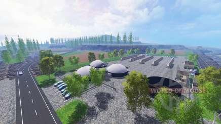 Volcano Iceland v1.3.6 pour Farming Simulator 2015