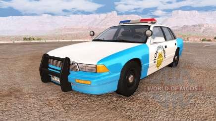 Gavril Grand Marshall south park police pour BeamNG Drive