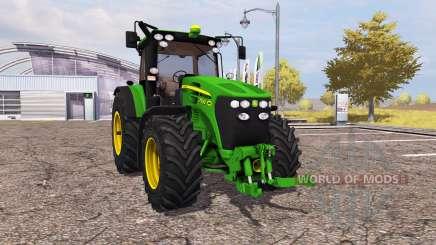 John Deere 7930 v3.1 pour Farming Simulator 2013