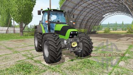 Deutz-Fahr Agrotron 165 Mk3 v3.1 für Farming Simulator 2017