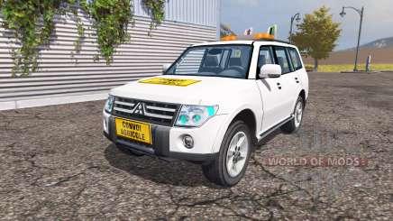 Mitsubishi Montero v2.0 pour Farming Simulator 2013