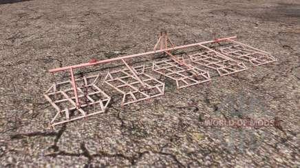 Mounted harrow für Farming Simulator 2013