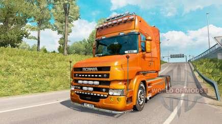 Scania T v1.8.1 für Euro Truck Simulator 2