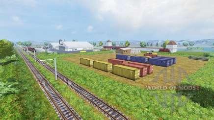 Big country v1.1 für Farming Simulator 2013