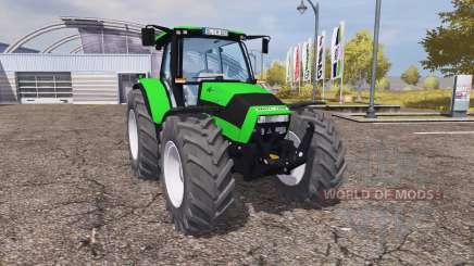 Deutz-Fahr Agrotron K 120 für Farming Simulator 2013