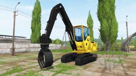 Grapple loader pour Farming Simulator 2017