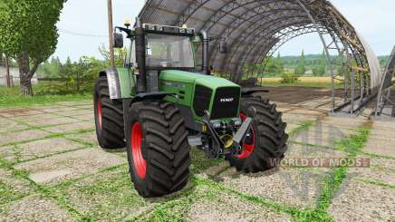 Fendt Favorit 816 für Farming Simulator 2017