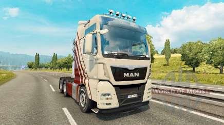 MAN TGX v1.7 pour Euro Truck Simulator 2
